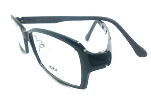 AIRO Light 23 Prescription Eyeglasses Frame  SBK Shiny Black