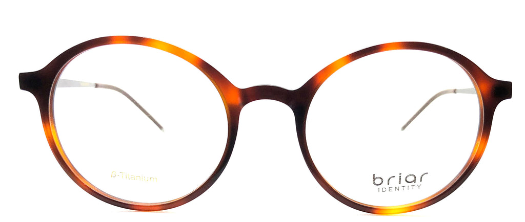 New Briar Eyeglasses Prescription Frame Titanium Flexible,  BR201 C2