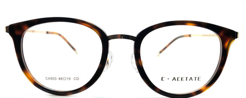 New Briar Eyeglasses Prescription Frame Acetate , BR 503 CD
