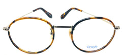 Benifit Prescription Eyeglasses Metal Frame BF ST Atlanta C3