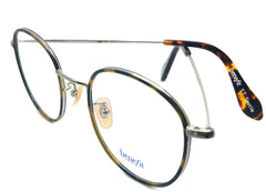 Benifit Prescription Eyeglasses Metal Frame BF ST Atlanta C2