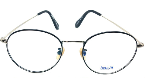 Benifit Prescription Eyeglasses Metal Frame BF ST Chicago C9