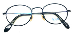 Benifit Prescription Eyeglasses Metal Frame BF ST New York C3