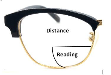 Bifocal (Reading and Distance / with Line)