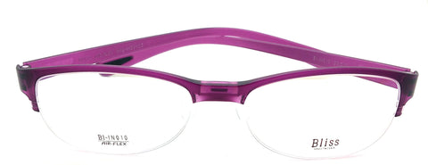 Bliss Eyeglasses Prescription Frame Super Light, Flexible,  Bl -IN010 C6