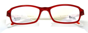 Bliss Eyeglasses Kids Super Flexible Frame Bliss 1014 C24