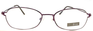 Prescription Eye Glasses Frame, Plastic Fashionable Metal Frame Bl 306A C1
