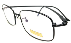 NEW Prescription Eye Glasses Frame, Fashionable Metal Frame Bl Sk 9511 C8