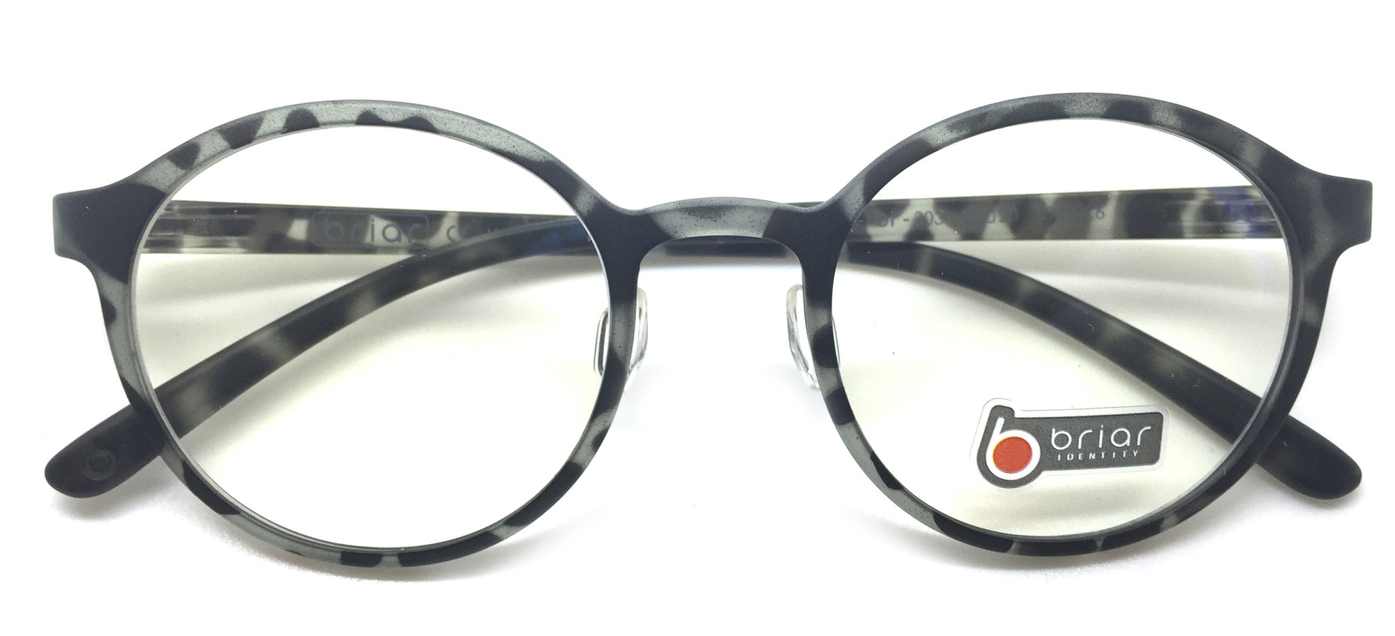 Briar Eyeglasses Prescription Frame Super Light, Flexible,  BR 303 C6