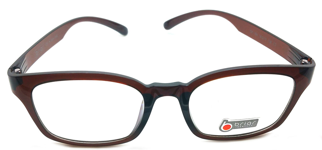 Briar Eyeglasses Prescription Frame Super Light, Flexible,  BR 306 C2