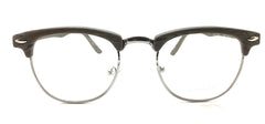 Special Round Metal and Plastic Silver 8733 (FREE Rx Lens included)