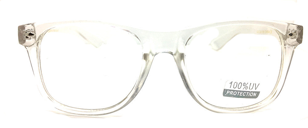 Special Clear Plastic W1(FREE Rx lens Included)