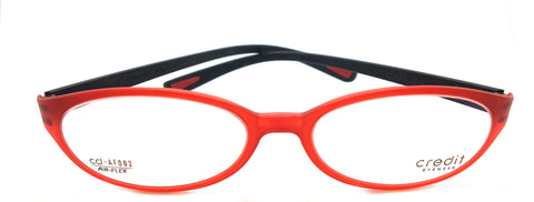 Credit Air Flex Eyeglasses Prescription Frame Super Light, Flexible,  CD AF 002 C9