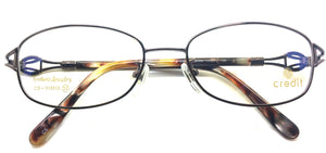 Credit Prescription Eye Glasses Frame, Plastic Fashionable Frame Cd- SK 8506 C5
