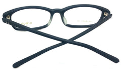 Credit Prescription Eye Glasses Frame, Rxable Woodlike Vintage Designer Frame Cd- w2211 C6