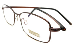 NEW Prescription Eye Glasses Frame, Fashionable Metal Frame Cd 23027 C3