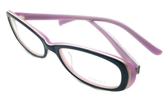Credit Prescription Eye Glasses Frame, Plastic Fashionable Frame Cd-8202 C4