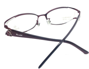 Credit Prescription Eye Glasses Frame, Plastic Fashionable Frame Cd 882 C1