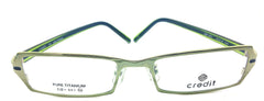 Credit Prescription Eye Glasses Frame, Plastic Fashionable Frame Cd 901 C3
