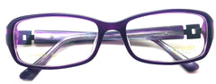 Credit Prescription Eye Glasses Frame, Plastic Fashionable Frame Cd- K8201 C1