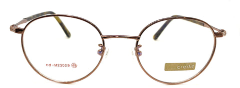 NEW Prescription Eye Glasses Frame, Fashionable Metal Frame Cd 23029 C16