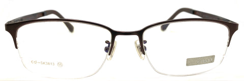 NEW Prescription Eye Glasses Frame, Fashionable Metal Frame Cd Sk 3813 C6