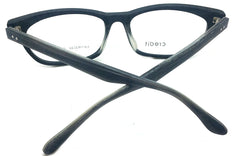 Credit Prescription Eye Glasses Frame, Rxable Woodlike Vintage Designer Frame Cd- w2202 C4