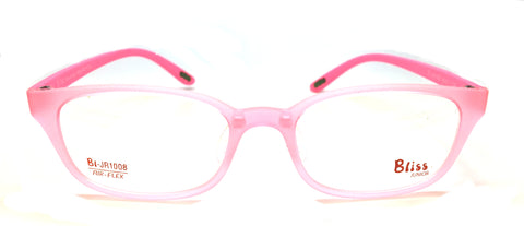 Bliss Eyeglasses Kids Super Flexible Frame Bl 1008 C35