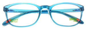 Elfin Junior Eyeglasses Flames 1013 C28