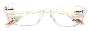 Elfin Junior Eyeglasses Flames El 1014 C10