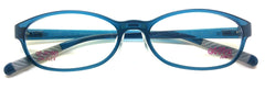 Elfin Junior Eyeglasses Flame 1001 C26