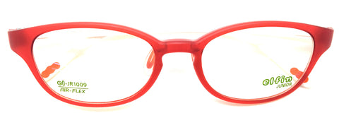 Kids Elfin Eyeglasses Flame 1009 C1