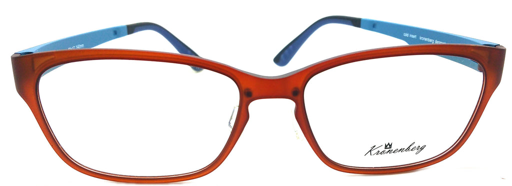 Kronenberg Denmark Prescription Eyeglasses Super Light Ultam Frame  KB Nestor