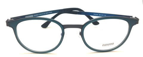 Piovino Prescription Eyeglasses Soltax Hybrid Metal and Ultem PV 2344 Green