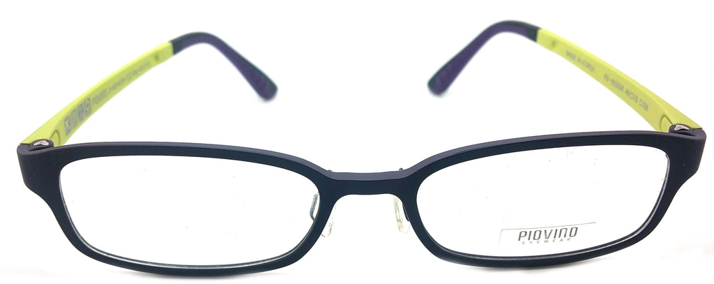 Piovino Eyeglasses Frame Super Light, Flexible, Tough Ultem Frame IN 3008 C106