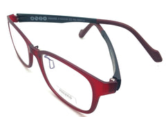 Piovino Eyeglasses Frame Super Light, Flexible, Tough Ultem Frame IN 3024 C59