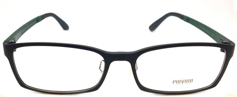 Prescription Eyeglasses Frame Super Light, Flexible, Piovino 3001 C100 Ultem Frame