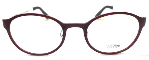 Piovino Prescription Eyeglasses Frame Super Light, Flexible, Ultem PV  3002 C52C