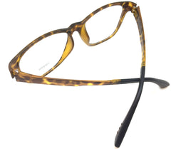 Piovino Eyeglasses Rxable Frame Super Light, Flexible, Ultem Frame IN 3006, C9