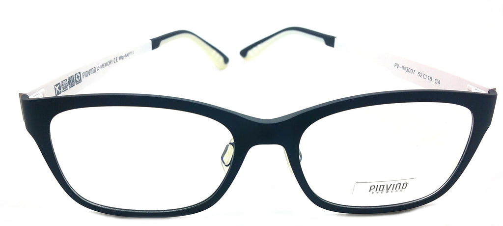 Prescription Eyeglasses Ultem, Super light and Flexible Frame Piovino 3007 C4
