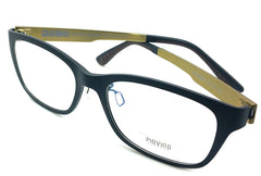 Piovino Prescription Eyeglasses Frame Super Light, Flexible PV 3007 C67 Ultem Frame