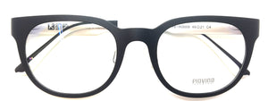 Piovino Eyeglasses Rxable Frame Super Light, Flexible, Ultem Frame 3009 C4