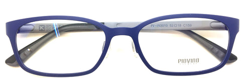 Piovino Prescription Eyeglasses Frame Super Light, Flexible, Ultem PV 3010 C159