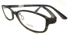 Piovino Prescription Eyeglasses Frame Super Light, Flexible PV 3011 C10 Ultem Frame