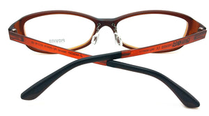 Piovino Prescription Eyeglasses Frame Super Light, Flexible Ultem PV 3016 C6