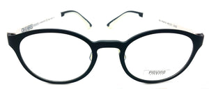 Piovino Prescription Eyeglasses Frame Super Light, Flexible PV 3018 C53C Ultem Frame