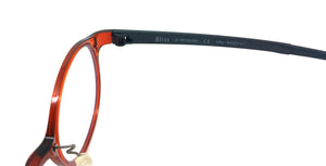 Bliss Prescription Eyeglasses Frame Super Light, Flexible, Ultem Bl 3012 C38