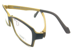 Piovino Eyeglasses Frame Super Light, Flexible Ultem Frame PV 3021 C60