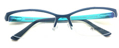 Piovino Eyeglasses Frame Super Light, Flexible Ultem Frame PV 3027 C105