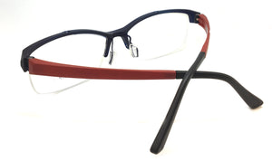 Prescription Eyeglasses Frame Super Light, Flexible PV 3027 C58 Ultem Frame